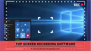 best software for screen recording