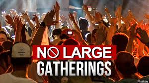 Iowa City urging residents to avoid large gatherings during the ...