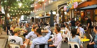 Your Guide to Fringe Pop-Up Bars And Laneway Parties