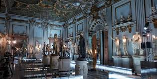Gucci at Capitoline Museums in Rome - Wanted in Rome