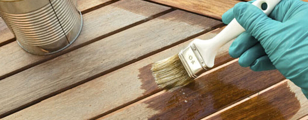 deck stain color