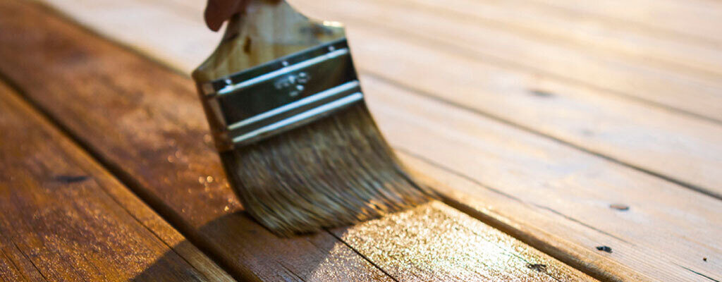 best deck stain color