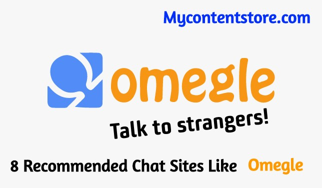 Chat Sites Like Omegle